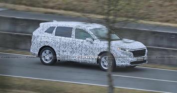 Honda CR-V 2023 lần đầu lộ diện