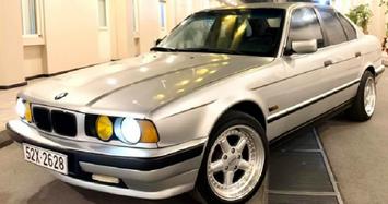 Xe sang BMW 525i giá chỉ hơn 150 triệu ở Sài Gòn