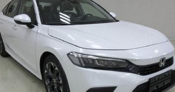 Lộ diện Honda Civic mới mang phong cách của Accord
