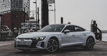 Audi, BMW và Lexus đua sản xuất ôtô điện