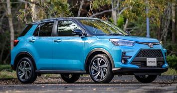 Toyota Raize 2021 bán ra từ 630 triệu đồng tại Việt Nam?