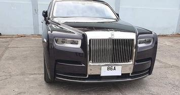 Đại gia Bình Thuận chi 50 tỷ tậu Rolls-Royce Phantom VIII