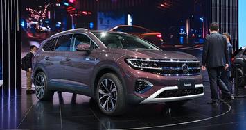 Volkswagen giới thiệu xe có thể chở tới 7 người