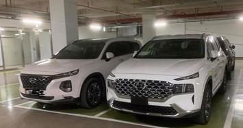 Giá mới nhất của Hyundai SantaFe 2021 là bao nhiêu?