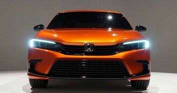 Honda Civic 2022 thế hệ mới vừa ra mắt