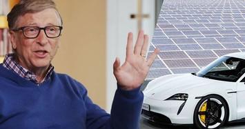 Dàn ô tô đặc biệt của tỷ phú Bill Gates