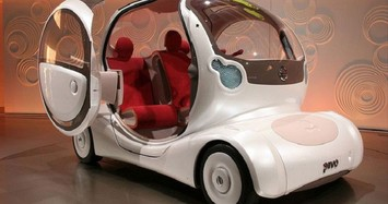 Đây là những chiếc xe quái dị nhất Nhật Bản