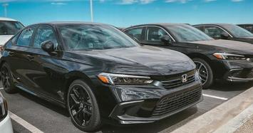 Chi tiết Honda Civic thế hệ thứ 11 giá từ 500 triệu đồng tại Mỹ