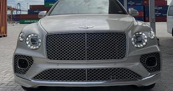 Chi tiết siêu xe Bentley Bentayga V8 giá hơn 15 tỷ đồng