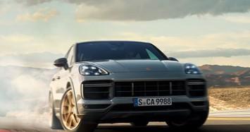 Ngắm say mê Porsche Cayenne Turbo GT giá từ 12 tỷ đồng