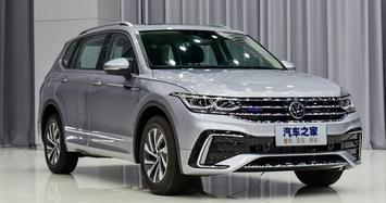 Cận cảnh Volkswagen Tiguan L cực đẹp