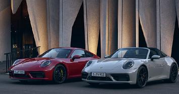 Cận cảnh Porsche 911 GTS 2022 khoảng 3,2 tỷ đồng