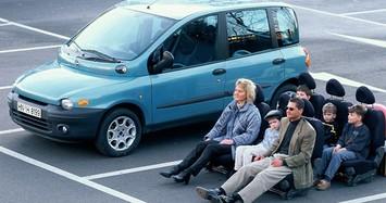 Đây là mẫu xe gia đình xấu nhất thế giới