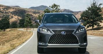 Cận cảnh Lexus RX L Black Line 2022 đẹp không tỳ vết giá hơn 1 tỷ đồng