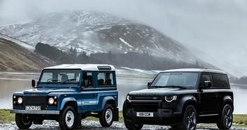 Land Rover Defender V8 2022 được đánh giá như thế nào?
