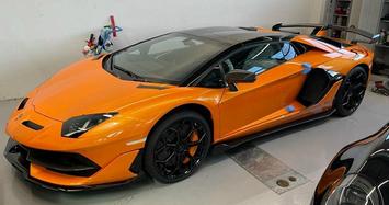 Siêu xe Lamborghini Aventador SVJ Roadster không dưới 28 tỷ về Việt Nam?