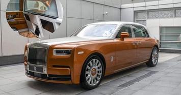 Rolls-Royce Phantom siêu sang được trang bị Privacy Suite sắp về tay đại gia Việt