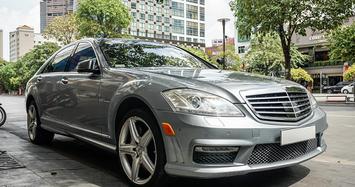 Cận cảnh Mercedes-Benz S65 AMG W221 có giá 16 tỷ