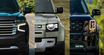 Đây là những chiếc xe SUV đáng mua nhất năm 2021