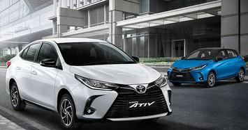 Toyota Yaris Ativ giá chỉ 368 triệu đồng tại Thái Lan