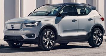 Volvo triệu hồi xe vì lỗi dây an toàn