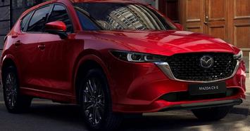 Chi tiết xe Mazda CX-5 2022 sắp ra mắt tại Thái Lan