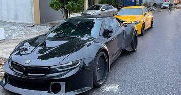 Thái Nguyên đón siêu xe BMW i8 đầu tiên