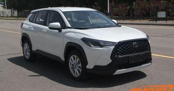 Cận cảnh Toyota Frontlander 2022 tại Trung Quốc giống hệt Cross