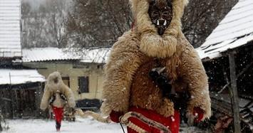 Giáng sinh rùng rợn nhưng lại rất được mong đợi ở Séc