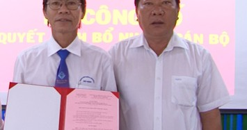 Một thành viên của nhóm lai tạo lúa ST25 làm Phó Giám đốc Sở Nông nghiệp Sóc Trăng