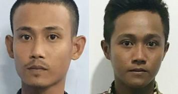 Bắt 5 tên cướp giật ở Bạc Liêu