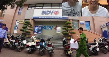 Vụ cướp ngân hàng BIDV: 2 tên cướp rải hơn 5 triệu đồng xuống đường để... cản bước người truy đuổi