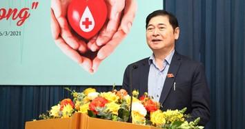 Chủ tịch VUSTA Phan Xuân Dũng phát động ngày hội Hiến máu tình nguyện 'Giọt hồng hy vọng'