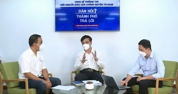 Phó Chủ tịch TP HCM Lê Hoà Bình: Shipper sẽ được chạy liên quận