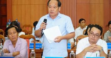 Chánh Thanh tra tỉnh Quảng Nam trả lời thửa đất lô A51-A52