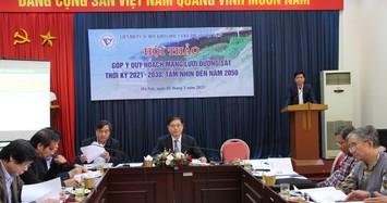 VUSTA góp ý về Quy hoạch mạng lưới đường sắt của Bộ GTVT