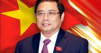 Ông Phạm Minh Chính được đề cử để Quốc hội bầu Thủ tướng