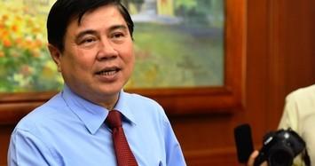Chủ tịch TP HCM Nguyễn Thành Phong nói gì về Kết luận thanh tra vụ Thủ Thiêm?