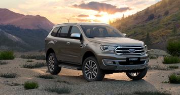 Ford Ranger và Everest 2020 mới có gì hấp dẫn?