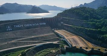Đập Thủy điện Hòa Bình - công trình kỳ vĩ lớn nhất Đông Nam Á
