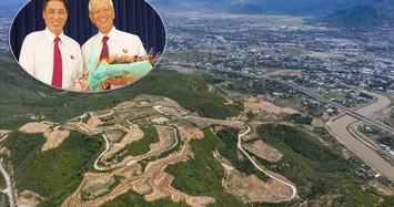 Chi tiết các dự án trên núi Chín Khúc liên quan 2 cựu Chủ tịch Khánh Hòa bị bắt