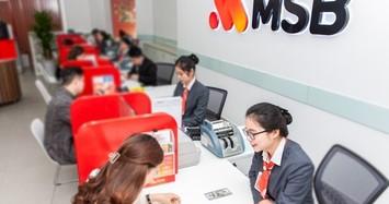Năng lực tài chính của MSB như nào khi liên tục gọi vốn từ kênh trái phiếu?