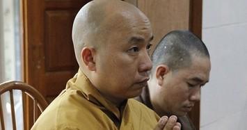Chấp nhận cho sư thầy gạ tình hoàn tục, bãi miễn chức vụ trụ trì chùa Nga Hoàng