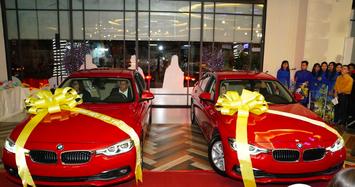 C.T Group thưởng tết nhân viên bằng xe hơi BMW