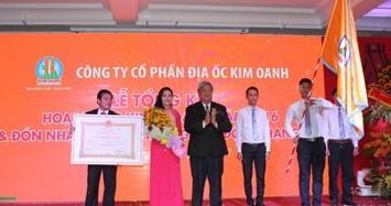 Đề nghị xét lại việc tặng Huân chương Lao động cho Công ty Kim Oanh