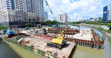 Cận cảnh dự án chống ngập 10.000 tỷ liên tục chậm tiến độ