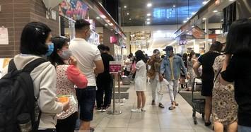 Bệnh nhân 450 mắc COVID-19 ở TP HCM đã đi Aeon Mall 7 ngày liên tục