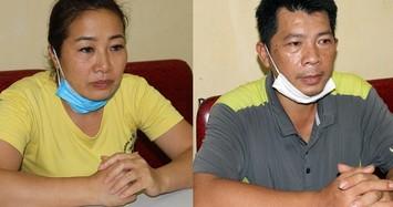 Đôi nam nữ đưa 6 chuyến xe chở người Trung Quốc vào TP HCM