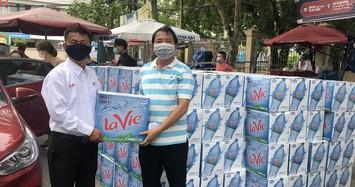La Vie tặng 100.000 lít nước khoáng để chung tay đẩy lùi dịch Covid-19 tại TP Đà Nẵng