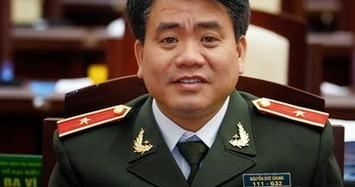 Con đường tiến thân của ông Nguyễn Đức Chung